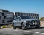 2022 BMW iX xDrive50 Front Three-Quarter Wallpapers 150x120 (25)