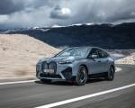 2022 BMW iX xDrive50 Front Three-Quarter Wallpapers 150x120 (11)