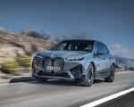 2022 BMW iX xDrive50 Front Three-Quarter Wallpapers 150x120 (1)