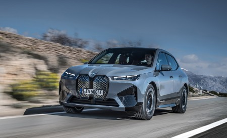 2022 BMW iX xDrive50 Wallpapers & HD Images