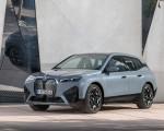 2022 BMW iX xDrive50 Front Three-Quarter Wallpapers  150x120 (47)
