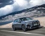 2022 BMW iX xDrive50 Front Three-Quarter Wallpapers 150x120 (10)