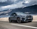 2022 BMW iX xDrive50 Front Three-Quarter Wallpapers  150x120 (9)