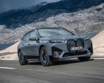 2022 BMW iX xDrive50 Front Three-Quarter Wallpapers 150x120 (7)