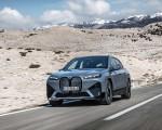 2022 BMW iX xDrive50 Front Wallpapers  150x120 (16)