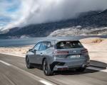 2022 BMW iX xDrive50 Rear Three-Quarter Wallpapers 150x120 (3)