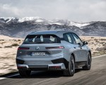 2022 BMW iX xDrive50 Rear Wallpapers 150x120 (5)