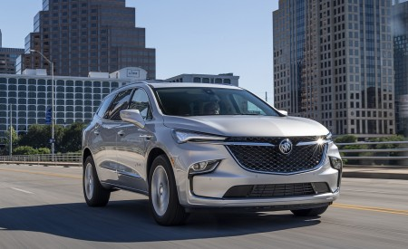 2022 Buick Enclave Wallpapers HD