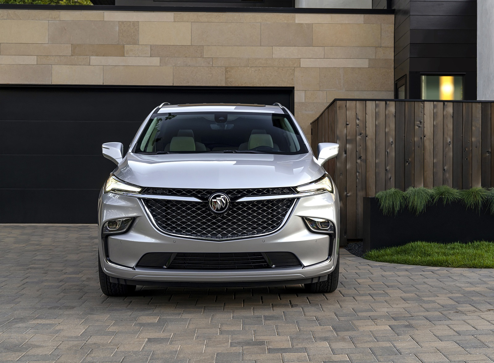 2022 Buick Enclave Avenir Front Wallpapers (8)