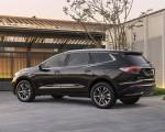 2022 Buick Enclave Avenir Rear Three-Quarter Wallpapers 150x120 (24)