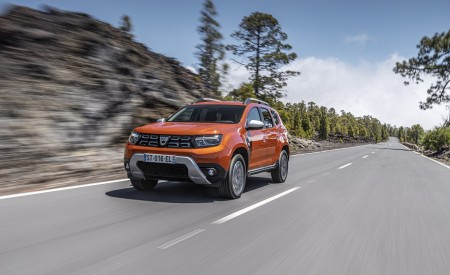 2022 Dacia Duster Wallpapers HD