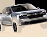 2022 Ford Maverick Hybrid XLT Design Sketch Wallpapers 150x120 (20)
