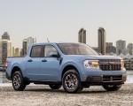 2022 Ford Maverick Hybrid XLT Front Three-Quarter Wallpapers 150x120 (9)