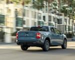 2022 Ford Maverick Hybrid XLT Rear Three-Quarter Wallpapers 150x120 (6)