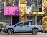 2022 Ford Maverick Hybrid XLT Side Wallpapers 150x120 (10)