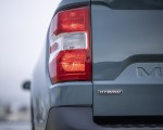 2022 Ford Maverick Hybrid XLT Tail Light Wallpapers 150x120 (13)