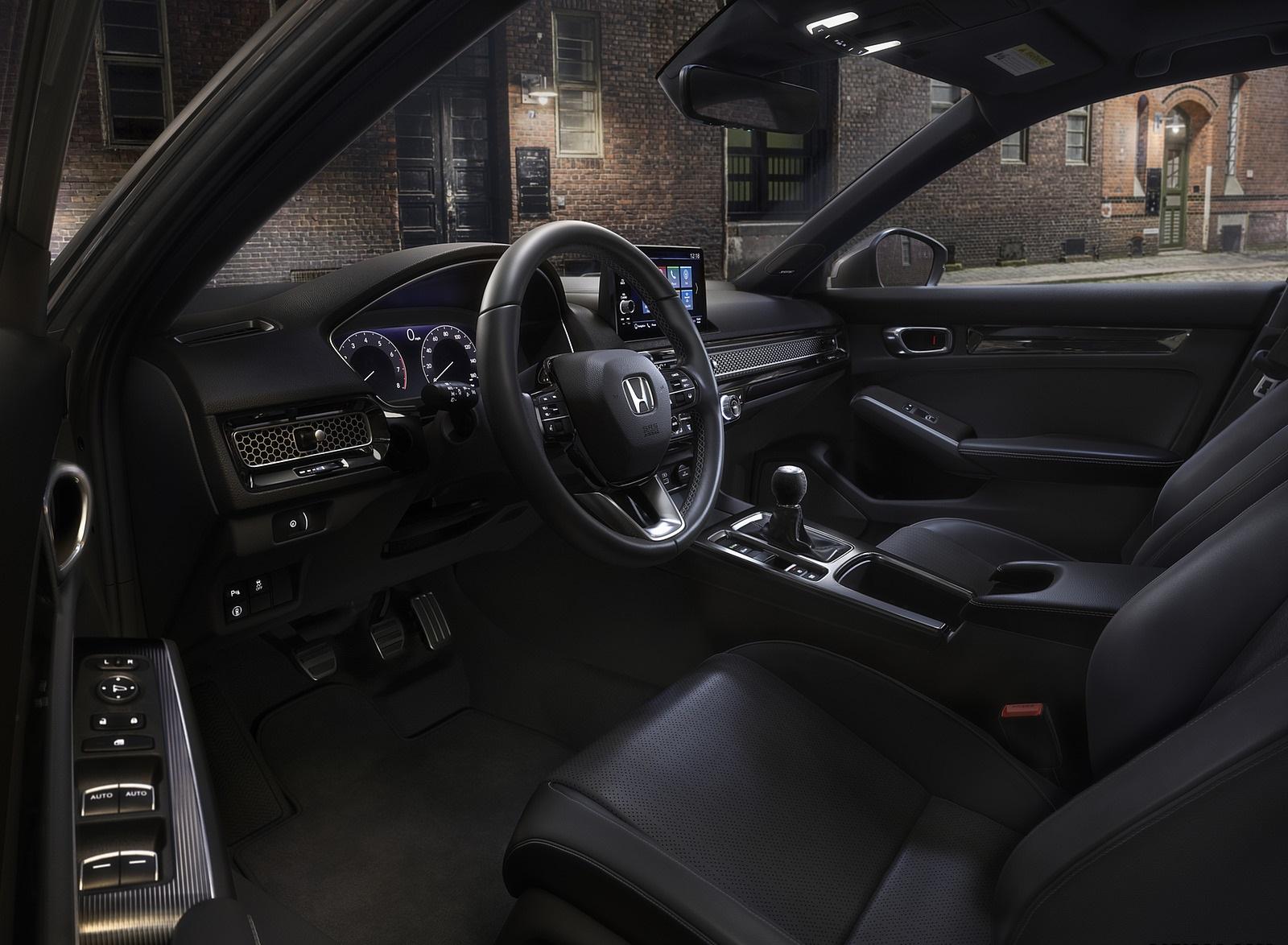 2022 Honda Civic Hatchback Interior Wallpapers (6)