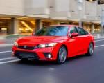 2022 Honda Civic Sedan Touring Front Three-Quarter Wallpapers 150x120 (3)