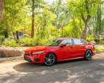 2022 Honda Civic Sedan Touring Front Three-Quarter Wallpapers 150x120 (11)