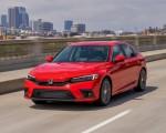 2022 Honda Civic Sedan Touring Front Three-Quarter Wallpapers 150x120 (1)