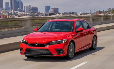2022 Honda Civic Sedan Touring Wallpapers HD