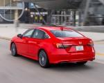 2022 Honda Civic Sedan Touring Rear Three-Quarter Wallpapers  150x120 (9)