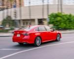 2022 Honda Civic Sedan Touring Rear Three-Quarter Wallpapers 150x120 (8)