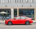 2022 Honda Civic Sedan Touring Side Wallpapers 150x120 (10)