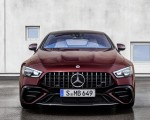 2022 Mercedes-AMG GT 53 4MATIC+ 4-Door Coupe (Color: Rubellite Red) Front Wallpapers 150x120 (10)