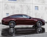 2022 Mercedes-AMG GT 53 4MATIC+ 4-Door Coupe (Color: Rubellite Red) Side Wallpapers 150x120 (12)