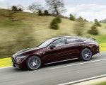 2022 Mercedes-AMG GT 53 4MATIC+ 4-Door Coupe (Color: Rubellite Red) Side Wallpapers 150x120 (2)