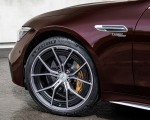 2022 Mercedes-AMG GT 53 4MATIC+ 4-Door Coupe (Color: Rubellite Red) Wheel Wallpapers 150x120 (13)