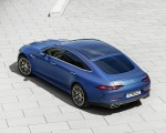 2022 Mercedes-AMG GT 53 4MATIC+ 4-Door Coupe (Color: Spectrale Blue Magno) Rear Three-Quarter Wallpapers 150x120 (27)