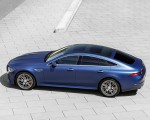 2022 Mercedes-AMG GT 53 4MATIC+ 4-Door Coupe (Color: Spectrale Blue Magno) Side Wallpapers 150x120 (28)