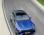 2022 Mercedes-AMG GT 53 4MATIC+ 4-Door Coupe (Color: Spectrale Blue Magno) Top Wallpapers 150x120 (22)