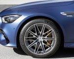 2022 Mercedes-AMG GT 53 4MATIC+ 4-Door Coupe (Color: Spectrale Blue Magno) Wheel Wallpapers 150x120 (31)