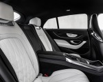2022 Mercedes-AMG GT 53 4MATIC+ 4-Door Coupe Interior Rear Seats Wallpapers 150x120 (17)