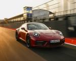 2022 Porsche 911 Carrera GTS (Color: Carmine Red) Front Three-Quarter Wallpapers 150x120 (26)