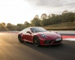 2022 Porsche 911 Carrera GTS (Color: Carmine Red) Front Three-Quarter Wallpapers 150x120 (23)