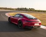 2022 Porsche 911 Carrera GTS (Color: Carmine Red) Rear Three-Quarter Wallpapers 150x120 (25)