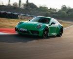 2022 Porsche 911 Carrera GTS (Color: Python Green) Front Three-Quarter Wallpapers 150x120 (43)
