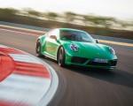 2022 Porsche 911 Carrera GTS (Color: Python Green) Front Three-Quarter Wallpapers 150x120 (31)
