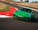 2022 Porsche 911 Carrera GTS (Color: Python Green) Front Wallpapers 150x120 (45)