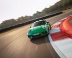 2022 Porsche 911 Carrera GTS (Color: Python Green) Front Wallpapers 150x120 (34)