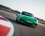 2022 Porsche 911 Carrera GTS (Color: Python Green) Front Wallpapers 150x120 (40)