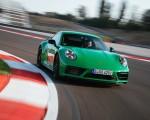 2022 Porsche 911 Carrera GTS (Color: Python Green) Front Wallpapers 150x120 (47)