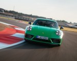 2022 Porsche 911 Carrera GTS (Color: Python Green) Front Wallpapers 150x120 (36)