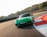 2022 Porsche 911 Carrera GTS (Color: Python Green) Front Wallpapers 150x120 (42)