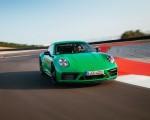 2022 Porsche 911 Carrera GTS (Color: Python Green) Front Wallpapers 150x120 (37)