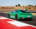 2022 Porsche 911 Carrera GTS (Color: Python Green) Rear Three-Quarter Wallpapers 150x120 (48)